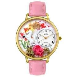 Unicorn Gold Watch