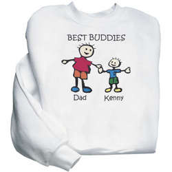 Friends & Pals Sweatshirt