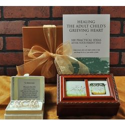 'Loss of Mother' Sympathy Gift Basket