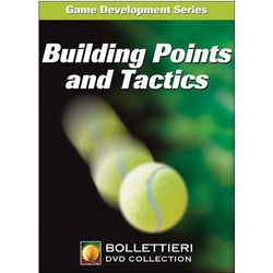 Tennis- Building Points and Tactics DVD
