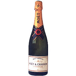 Moet & Chandon White Star Champagne 750 L
