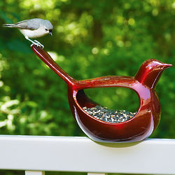 Enchanted Bird Feeder
