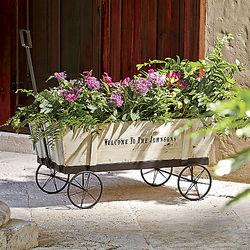 Wooden Personalized Wagon