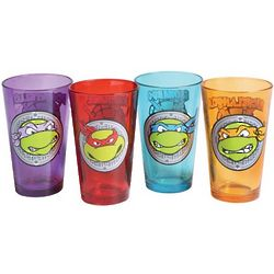 Ninja Turtle Pint Set