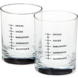 Good Grief Rocks Glasses