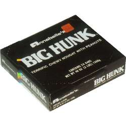 Big Hunk Candy