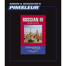 Russian III Comprehensive CDs