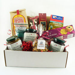 Cranberry Lovers Gift Box