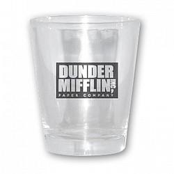 Dunder Mifflin Shotglass