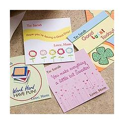 Love Notes for Kids© Personalized Notes