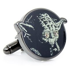 Stars Wars Yoda Cufflinks