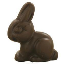 Vegan Milk Chocolate Small Almond Butter Easter Bunny