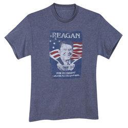 Reagan Classic Campaign T-Shirt
