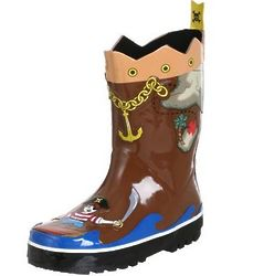 Pirate Rain Boot