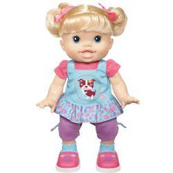Baby Alive Baby Wanna Walk Blonde Doll
