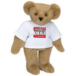 2013 Chemo Triathlon Teddy Bear