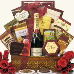 To Have and To Hold Anniversary Gift Basket