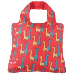 Kid's Jessie and Lulu Reusable Shopping Bag