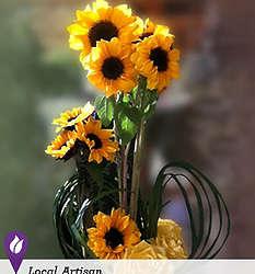 Sunflower Top Bouquet