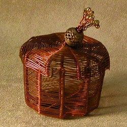 Savor Your Trinkets Basket
