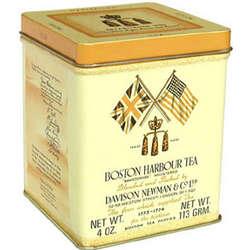 Boston Harbor Tea Tin