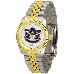 Auburn Tigers Executive Men's Watch