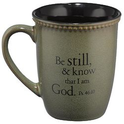 Bible Psalm Coffee Mug