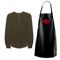 Dexter Kill Uniform and Apron Set