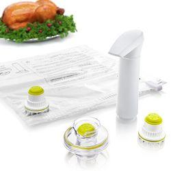 Vacuum Marinater and Instant Flavor Set