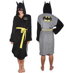 Batman Superhero Hooded Robe