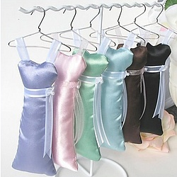Bridesmaid Dress Sachets Shower Favors