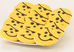 Pirates' Smiley Cookies