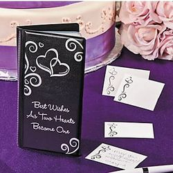 Best Wishes Wedding Book