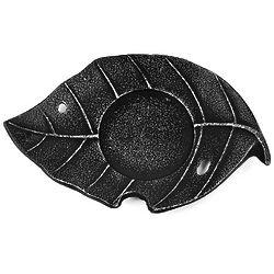 Leaf Cast Iron Coaster
