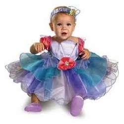The Little Mermaid Ariel Infant Halloween Costume