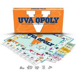 Virginia Cavaliers UVA Opoly Board Game