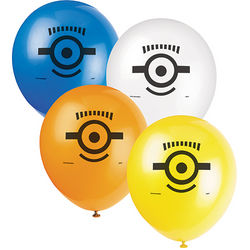 Despicable Me 2 Printed Balloons