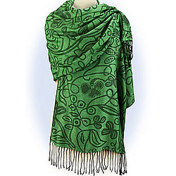 Celtic Medley Shawl