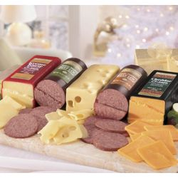 Gift of 5 Cheese and Sausage Jumbos