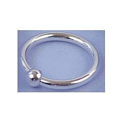Sterling Silver Ring Rattle