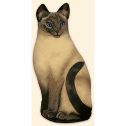 Siamese Cat Doorstop