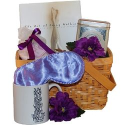 Rush Hour Relaxation Gift Basket