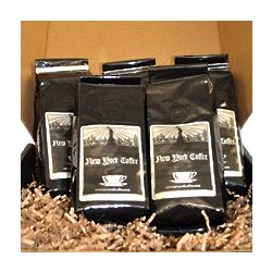 Cheers! 5 Flavored Ground Coffees Gift Box