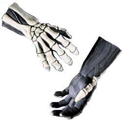 Adult Glow in the Dark Skeleton Gloves