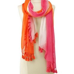 Orange Julius Scarf