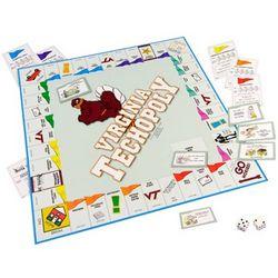 Virginia Tech Hokies VA Techopoly Board Game