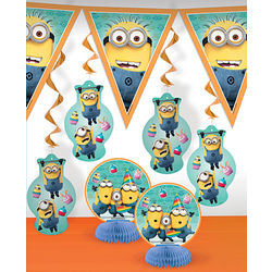 Despicable Me 2 Party Decorating Kit
