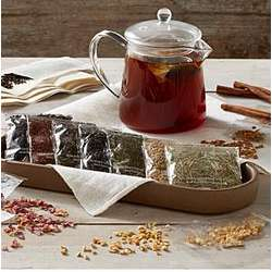 Organic Tea Blending Culinary Kit