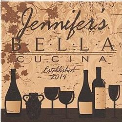 Bella Cucina Canvas Print
