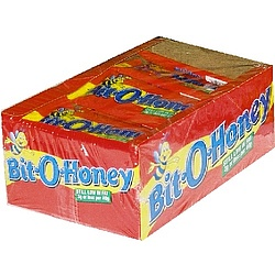 Bit-O-Honey Candy Box